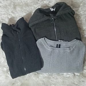 Sweater & Sweatshirt Bundle